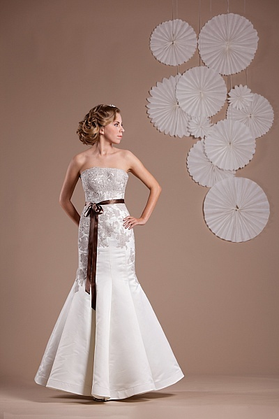 Delikates Bridal Gown
