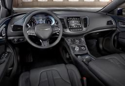 CHRYSLER 200 2015 specs