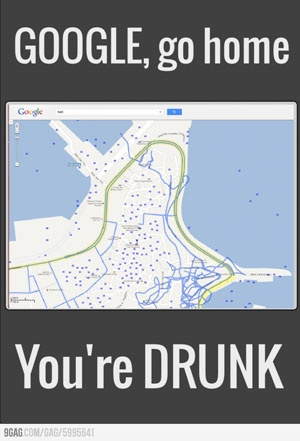 """PegMan, lost in Bari""   http://www.googlab.it/pegman-lost-in-bari/  #googlemaps #streetview"