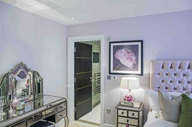 Luxury Antique Mirror Bedroom Furniture | JHR Interiors