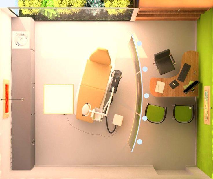 102 1 2 ideas de diseño de consultorio dental