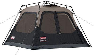 Coleman 4 Person Instant Tent