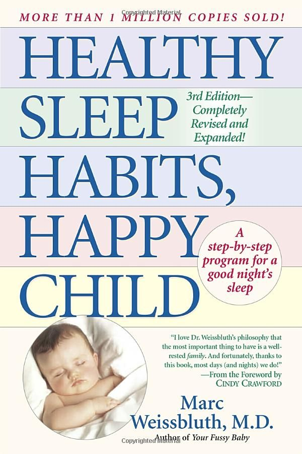 Healthy Sleep Habits, Happy Child: Marc Weissbluth: 9780449004029: Books - Amazon.ca