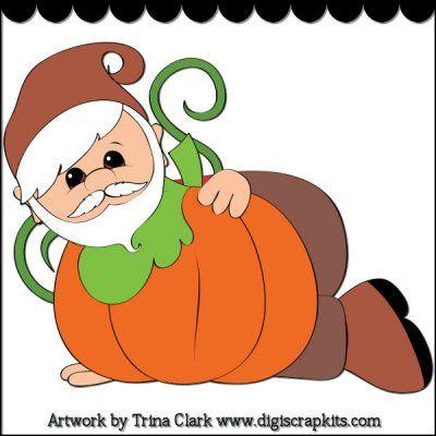 halloween goblin clipart