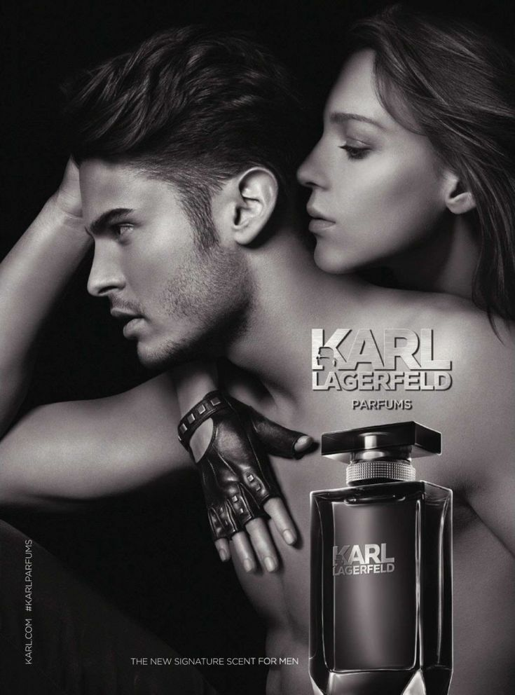 Supermodel #BaptisteGiabiconi fronts new #KarlLagerfeld Fragrance Campaign photographed by Lagerfeld himself!