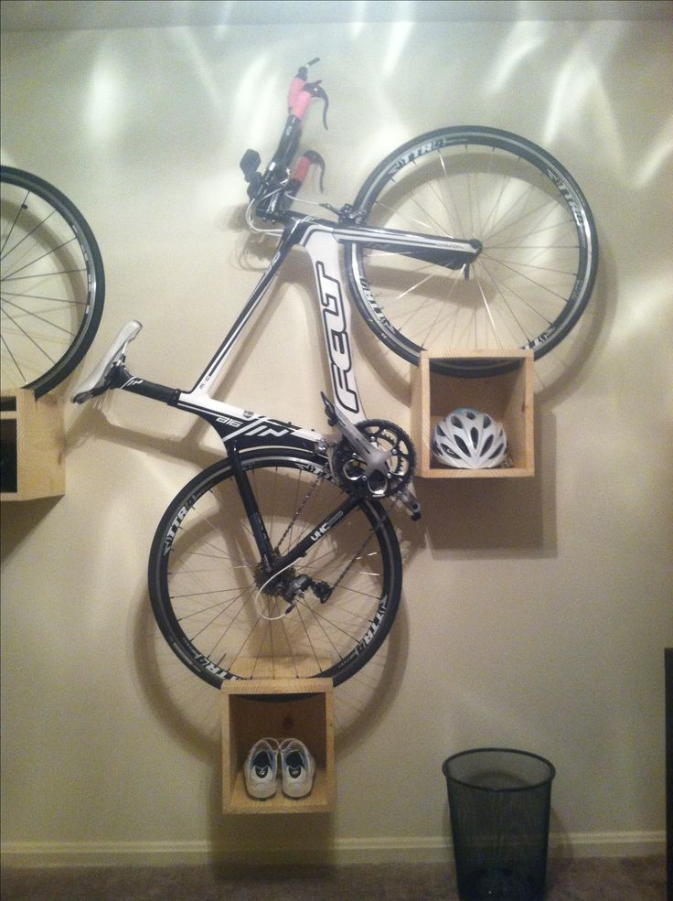 DIY Bike Rack!