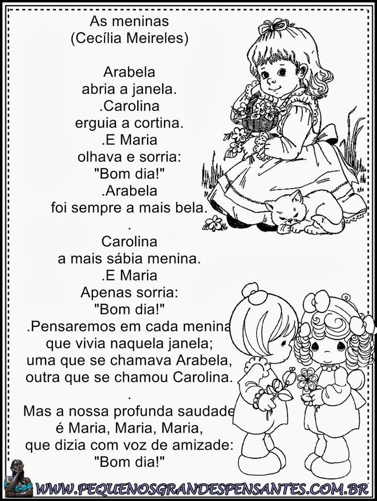 Conhecido 64 best poemas images on Pinterest | Kids education, Enabling and  EJ79