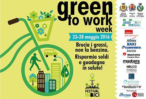 L'iniziativa che promuove la mobilità sostenibile per il tragitto casa-lavoro è alle porte! Scopri le novità di questa edizione.