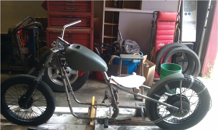 images  chops scoots bobs  pinterest wheels welding  cafe racers