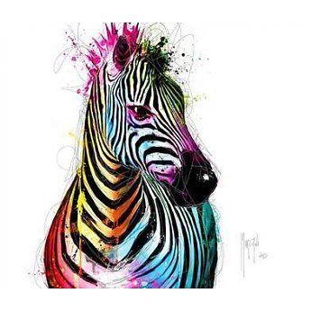 Patrice Murciano Zebra