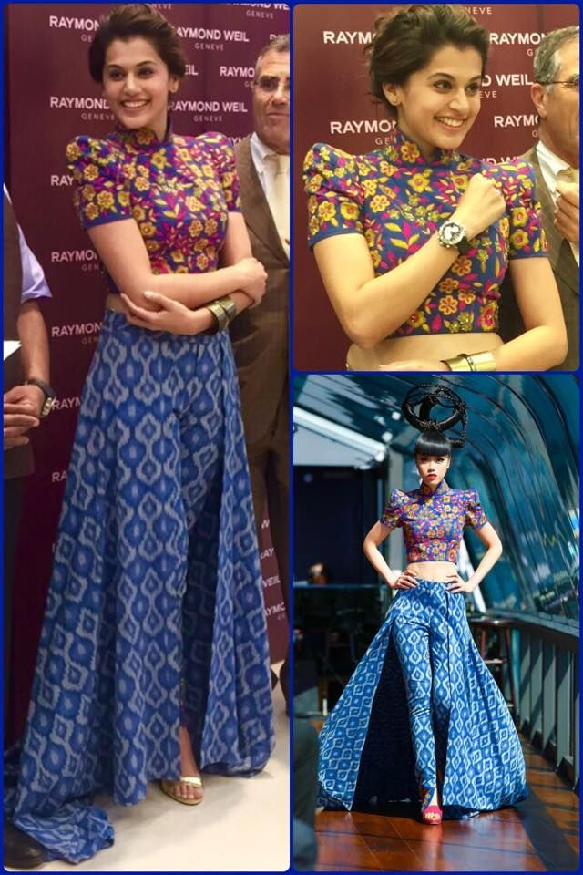 Taapsee Pannu in Shilpa Reddy