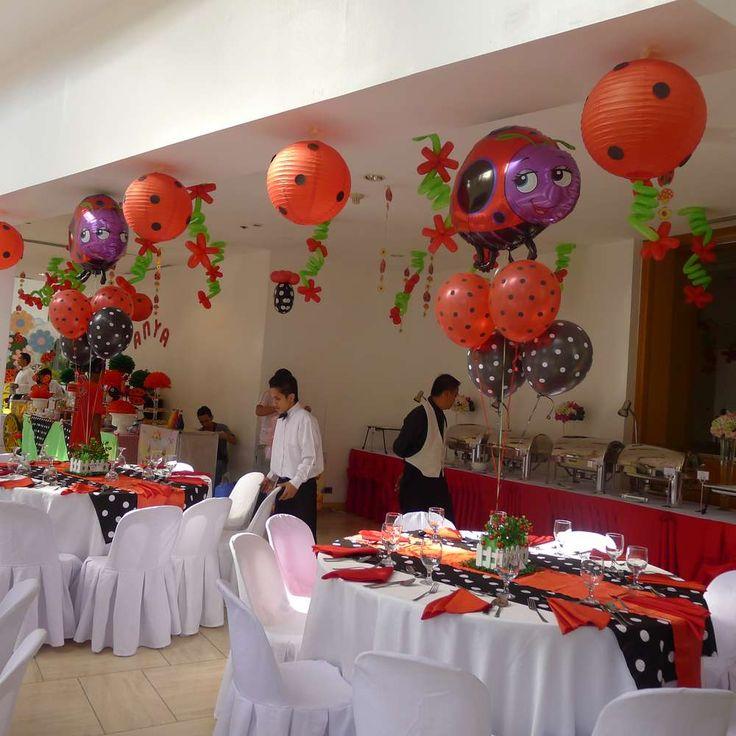 Ladybug Birthday Party Ideas | Photo 5 of 30 | Catch My Party