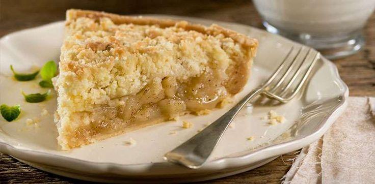 La Salteña | Recetas | Tarta de manzana