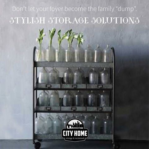 Utilize space by making it functional and orderly with our easy and stylish storage solutions.