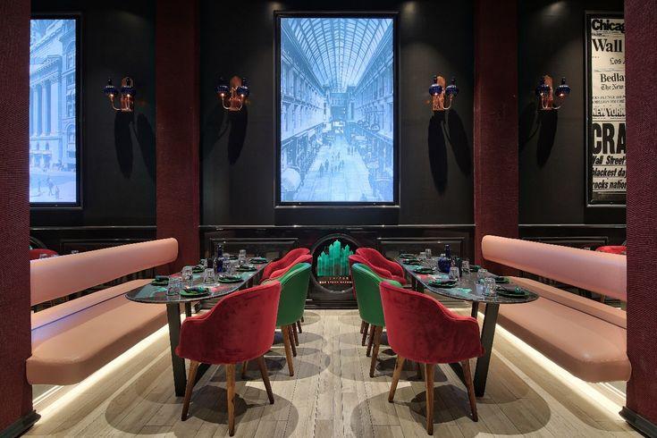JAIPUR BAR STOCK EXCHANGE by SHANTANU GARG DESIGN (SGD - hotel appartements luxuriose einrichtung hard rock hotel las vegas