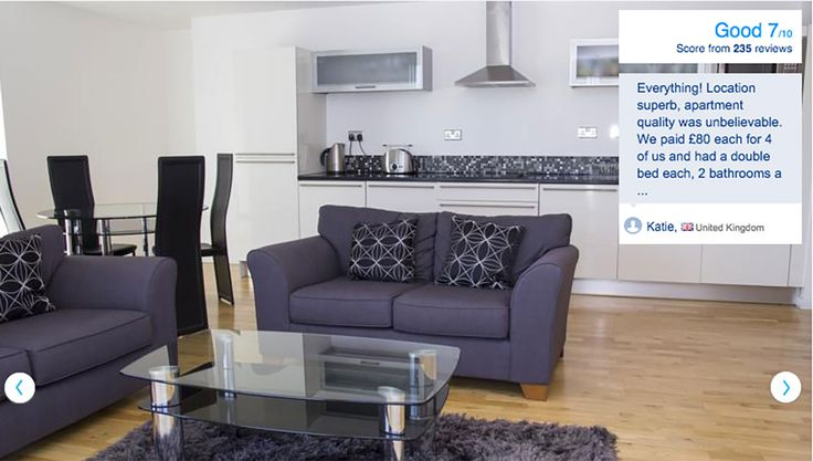 "What are our Guest Say about us...? ""Incredible value for money!"" Everything! Location superb, apartment quality was unbelievable. We paid £80 each for 4 of us and had a double bed each, 2 bathrooms a huge kitchen and an amazing view! Katie United Kingdom http://goo.gl/LgbO06"