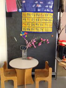 Setting upa Reggio inspired classroom has taken time, some creativity, and a little bit of research! Over the summerI wentonlineto...