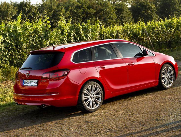 Opel Astra J Sports Tourer review - http://autotras.com