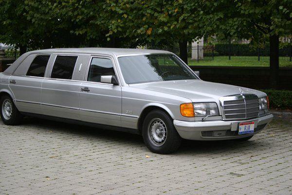 1985 Mercedes Benz 500sel W126 Stretch Limousine Mercedes Benz Classic Mercedes Benz Classic Mercedes