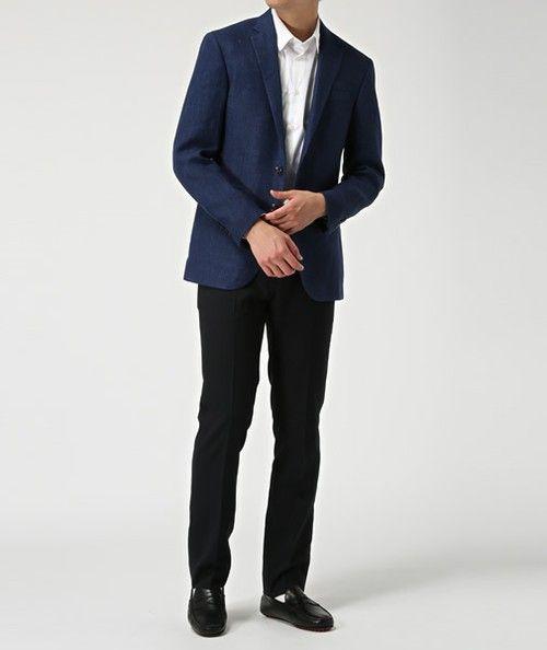 POLO MEN'S(ポロ メンズ)のポロ インディゴ スポーツ コート(スーツジャケット)|詳細画像