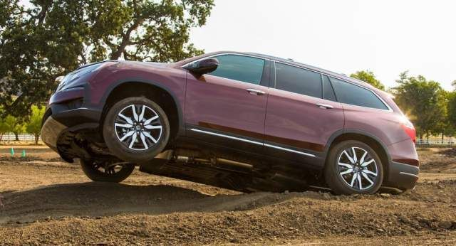 The 2019 Honda Pilot Off Road Is Next Model We Can Expect From