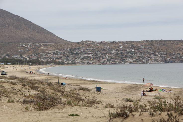 Guanaqueros, Region de Coquimbo, Chile.