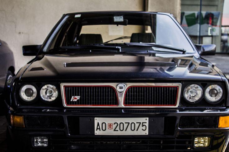 Lancia Delta | by Daniel Roccia