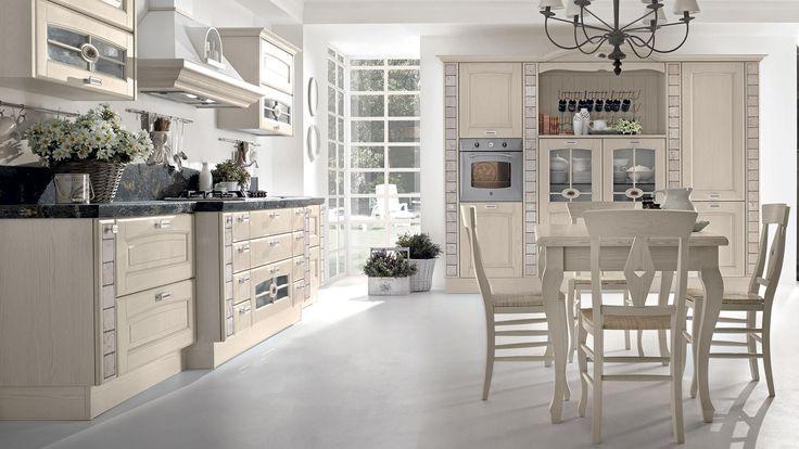 Le cucine in muratura creano un ambiente rustico, elegante e raffinato. Scopri i segreti di questo stile su rivoluzione in cucina. #CucineLubeTorino #Lube #Arredamento #Design