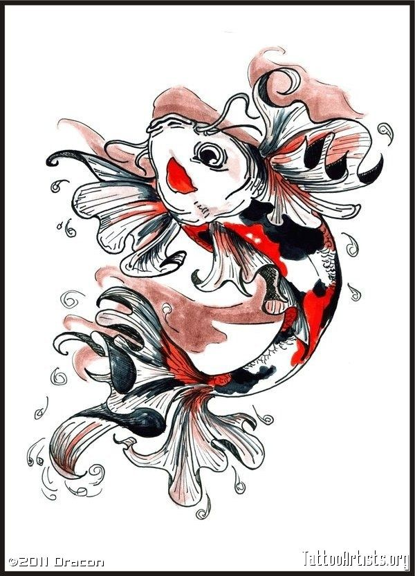 Google Image Result for http://www.tattooartists.org/Images/FullSize/000237000/Img237448_Commission_Koi_tattoo_colour_by_Yuki_Myst.jpg