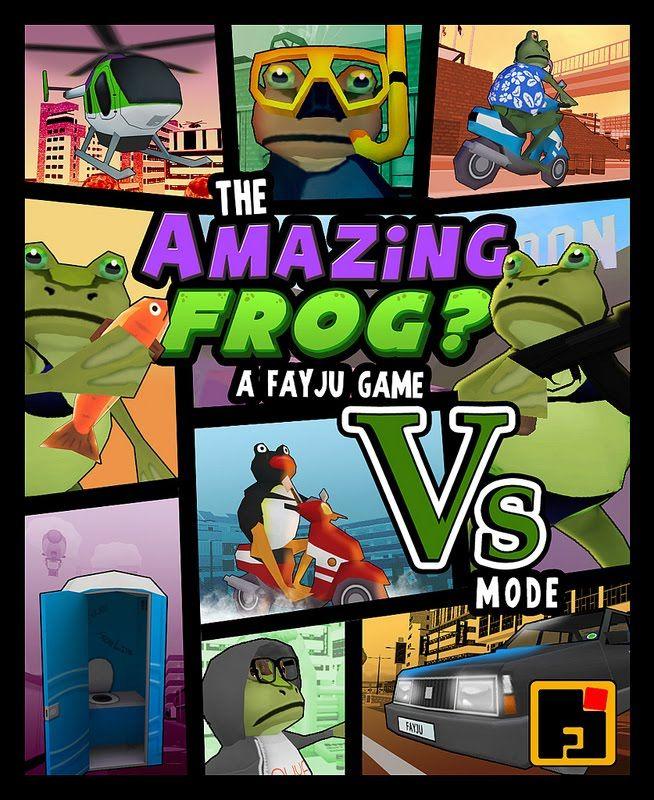 Скачать симулятор лягушки&The Amazing Frog