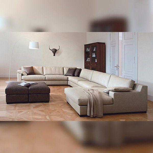 Гигантский диван от компании BW