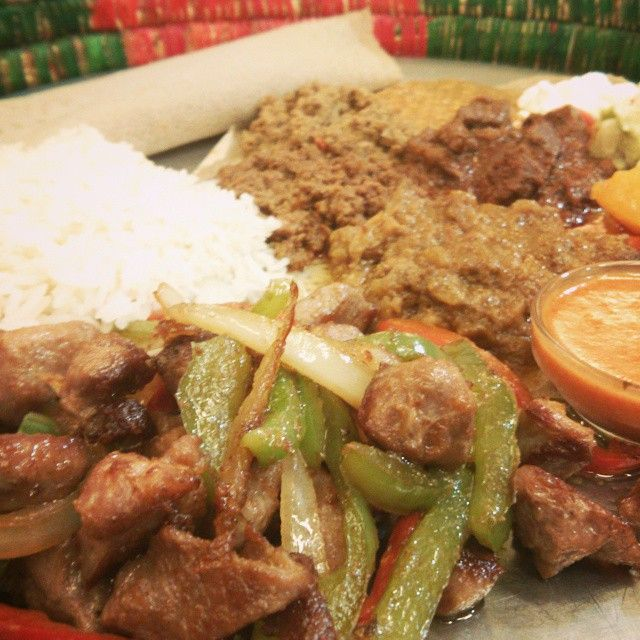 Tengo que decir que me he enamorado de la comida #etíope. #singlutenporfavor #singluten #Madrid