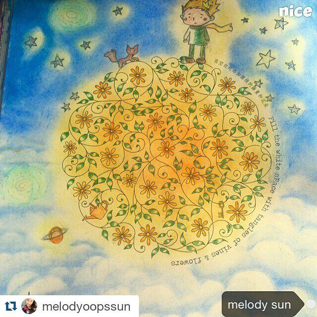 Instagram Media Repost Melodyoopssun Forest GardenColoring BooksAdult ColoringSecret GardensJohanna