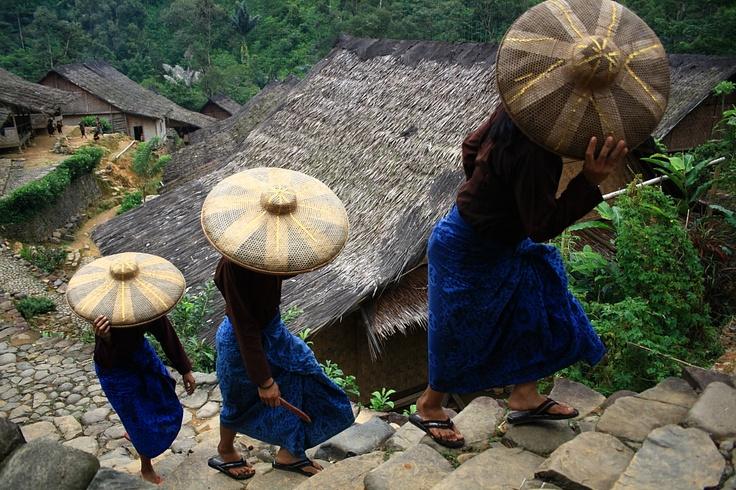 Baduy Tribe - Banten Province