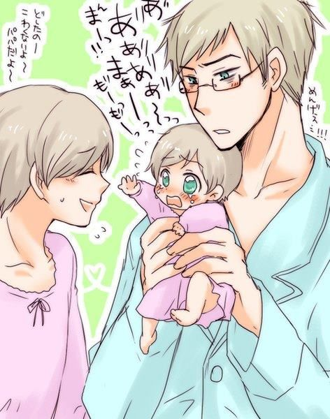 my new favorite photo! Sufin and their baby!!!
