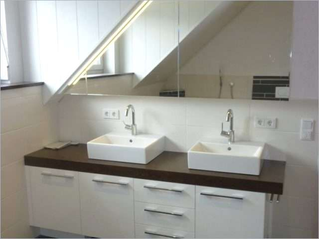 Badezimmer Schrank Für Dachschräge