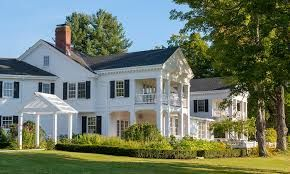 The White House Inn  Wilmington, Vermont - Allegedly haunted by the former mistress of the house, Mrs. Brown. People have reported full body apparitions, cold spots, slamming doors and some claim that the ghost has actually appeared and spoken to them.