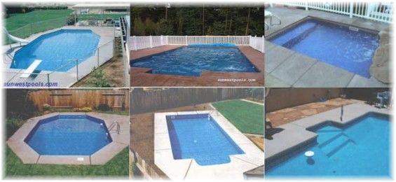 Do It Yourself Pools - Inground Pools Kits