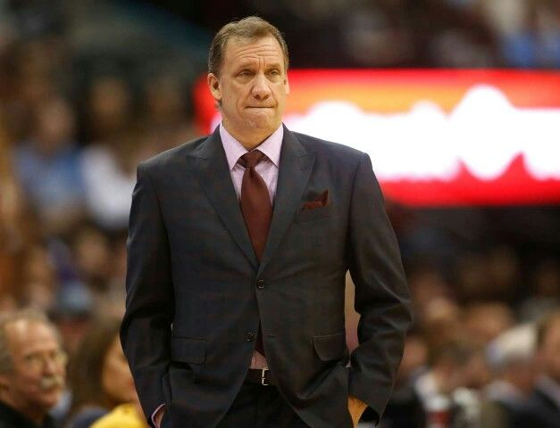 Flip Saunders, A wonderful man on / off the court. He will never be forgotten..