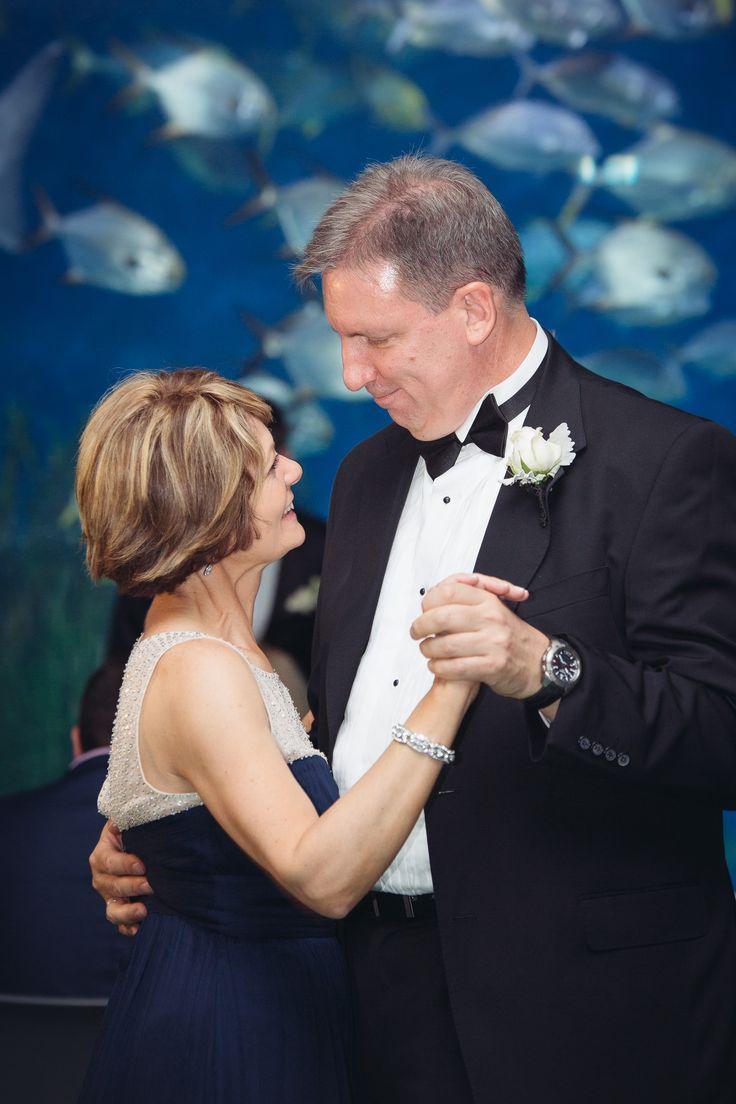 Mum and Dad dancing