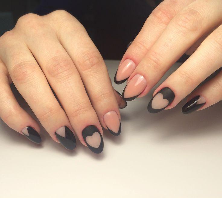 Gel, gel painting, nails, nail art