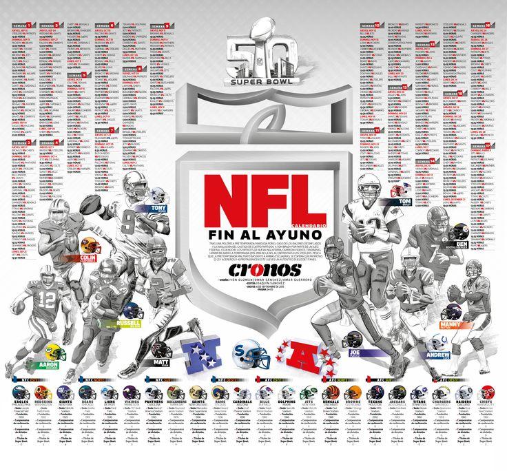 NFL Calendario