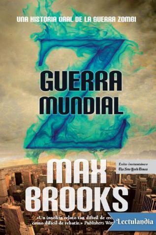 Max Brooks ha dedicado varios años a recorrer el mundo en busca de todos los testimonios que ahora reúne aquí sobre la guerra mundial zombi. Por insólito que parezca este libro, que algunos tildan de novela demasiado realista, es la parte censurada ...
