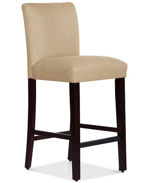 Skyline Prescod Bar Stool & Reviews   Furniture   Macy's ...