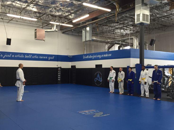 Judo class and ranking test. Congrats Anthony on moving up to yellow. The Academy. Brooklyn Center, Minnesota. Muay Thai, BJJ, FMA, Judo, JKD, Self Defense, Mixed Martial Art www.theacademymn.com/ @mmaacombatzone #theacademymn #teamacademy