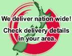 We deliver nation wide!
