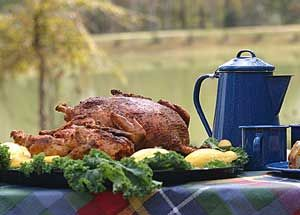 Simple Recipes for Wild Turkey via Bass Pro Shops