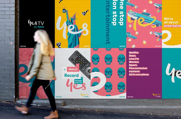 Optus, Australia's second largest telco, is embarking upon an aggressive change strategy, expanding from delivering telecommunications to creating rich customer experiences with an emphasis on entertainment. Re was asked to create a new brand, fit for this…