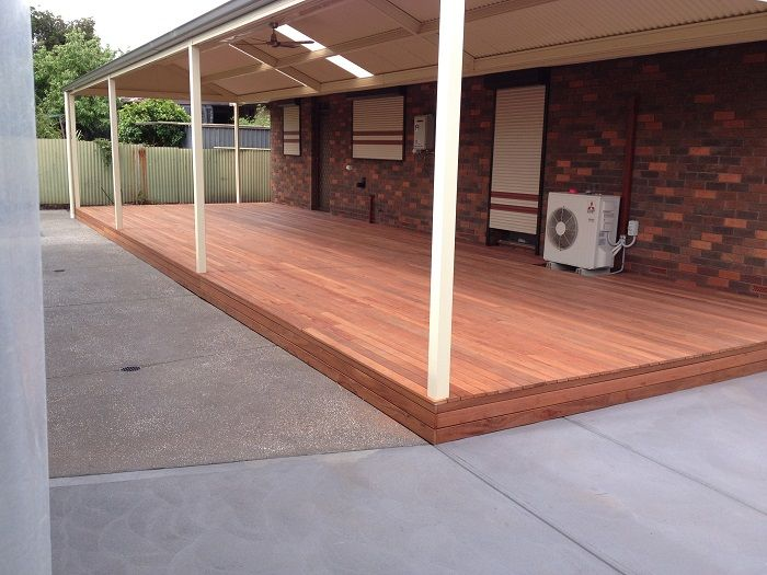 DMV decks and patios, pergolas or verandahs