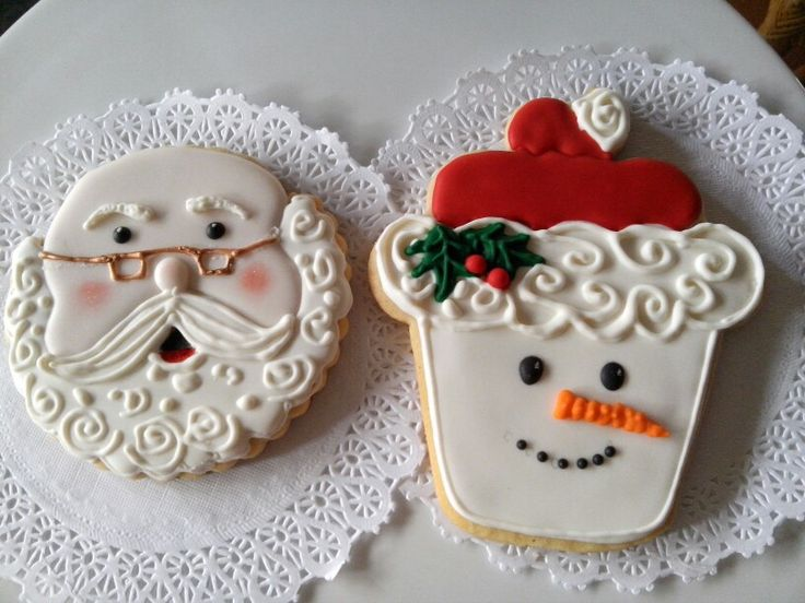 Mis galletas navideñas!!!